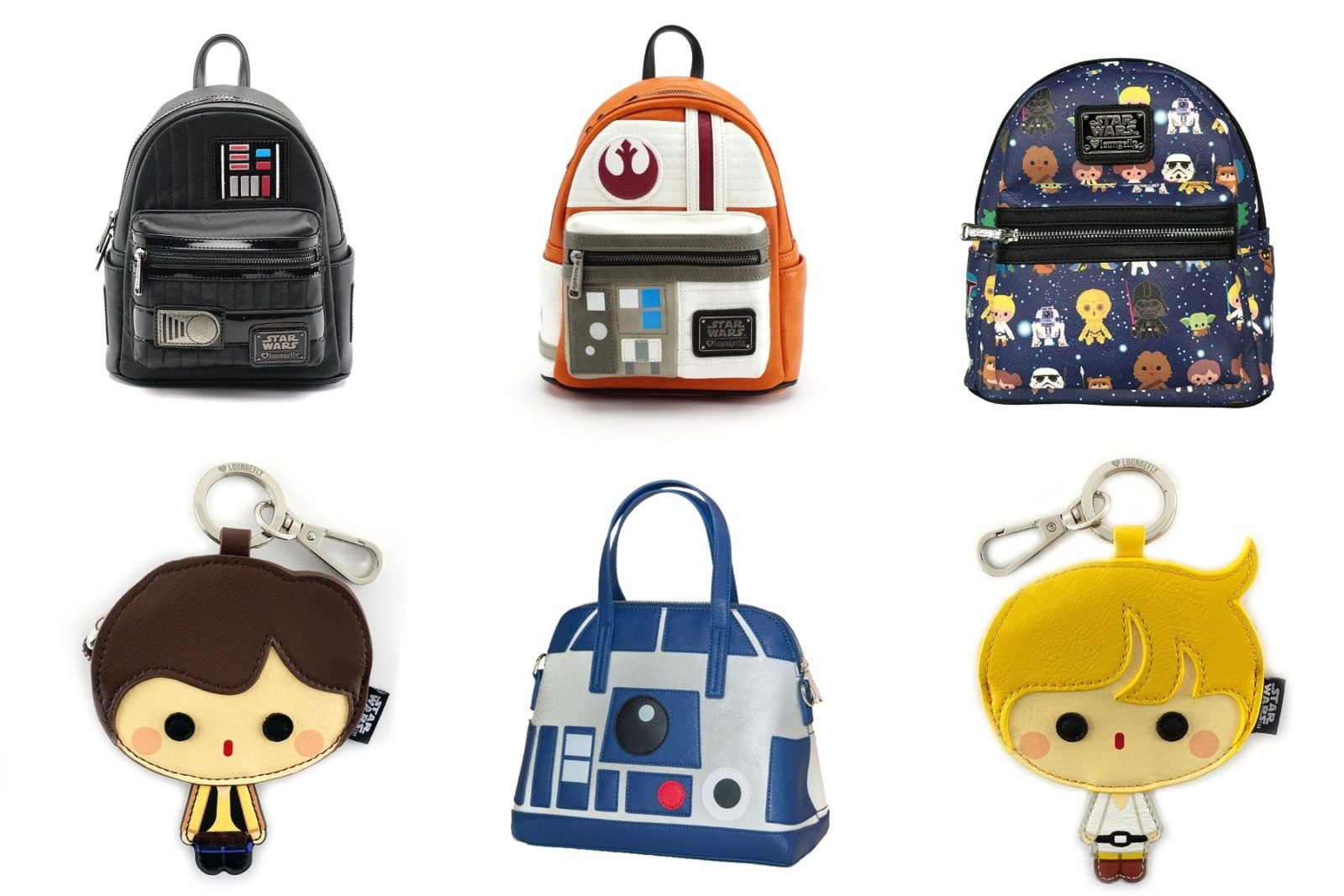 Loungefly Star Wars Bags at Fandango Fan Shop