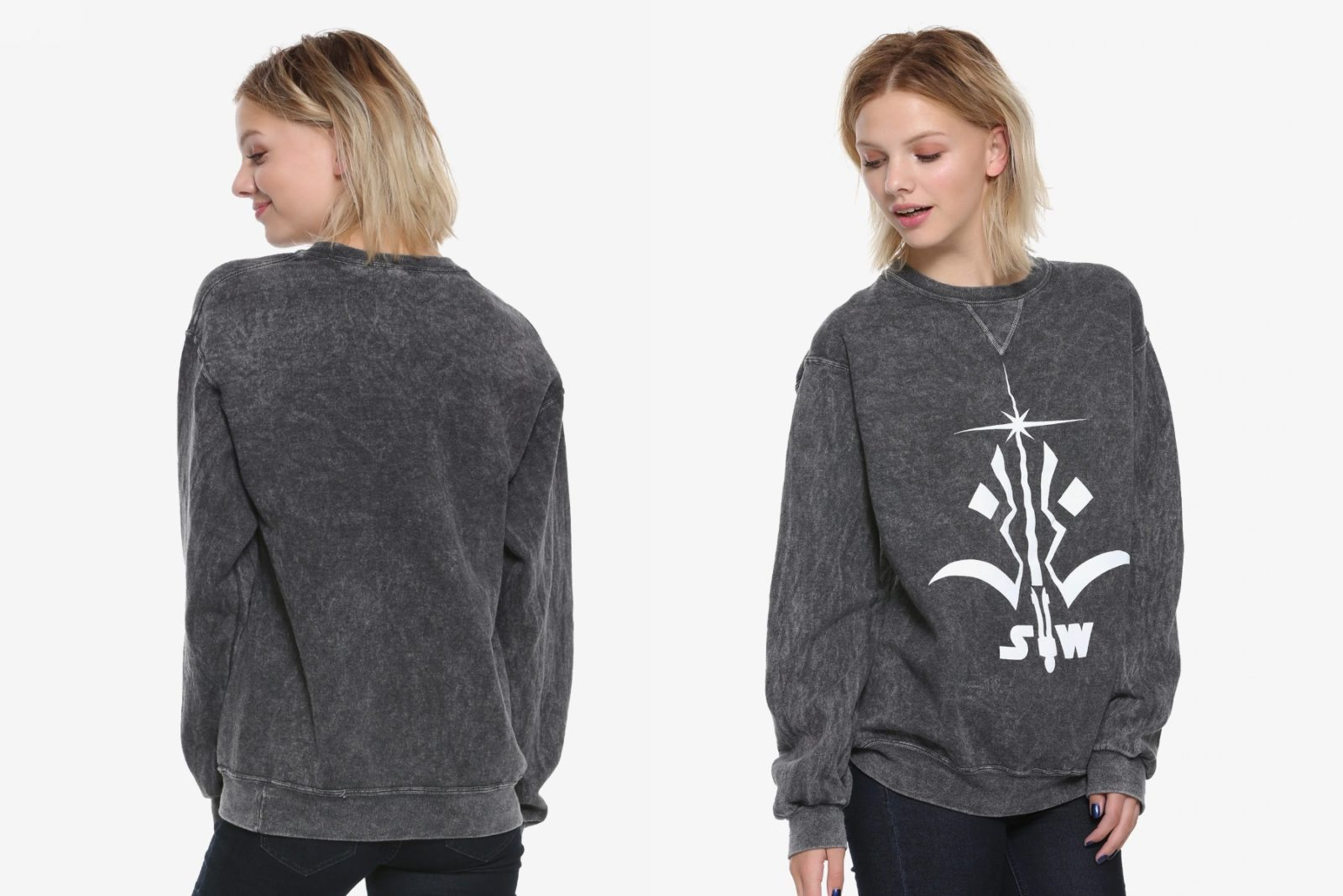 Our Universe The Clone Wars Logo Sweatshirt