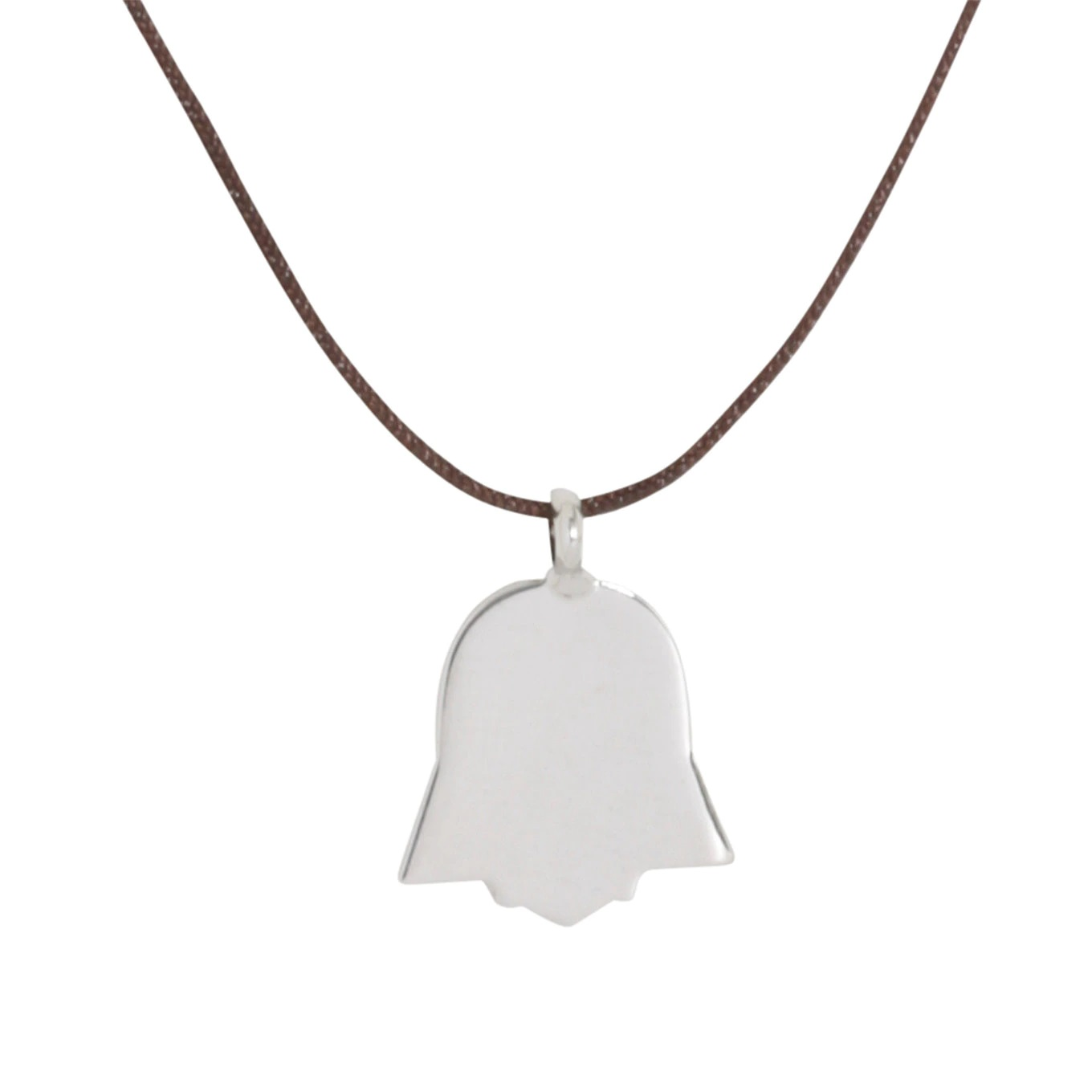 Love And Madness x Star Wars Darth Vader Silhouette Necklace at Hot Topic