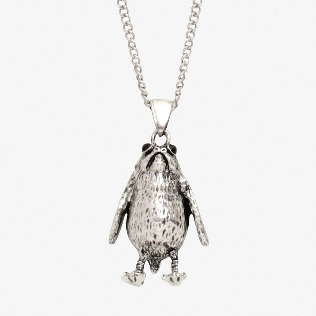 Star Wars Porg Necklace at Hot Topic