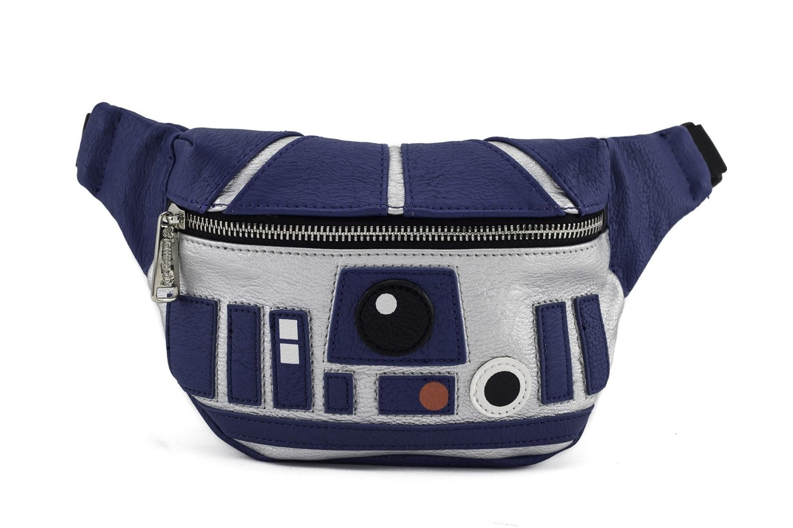 New Loungefly R2-D2 Faux Leather Belt Bag