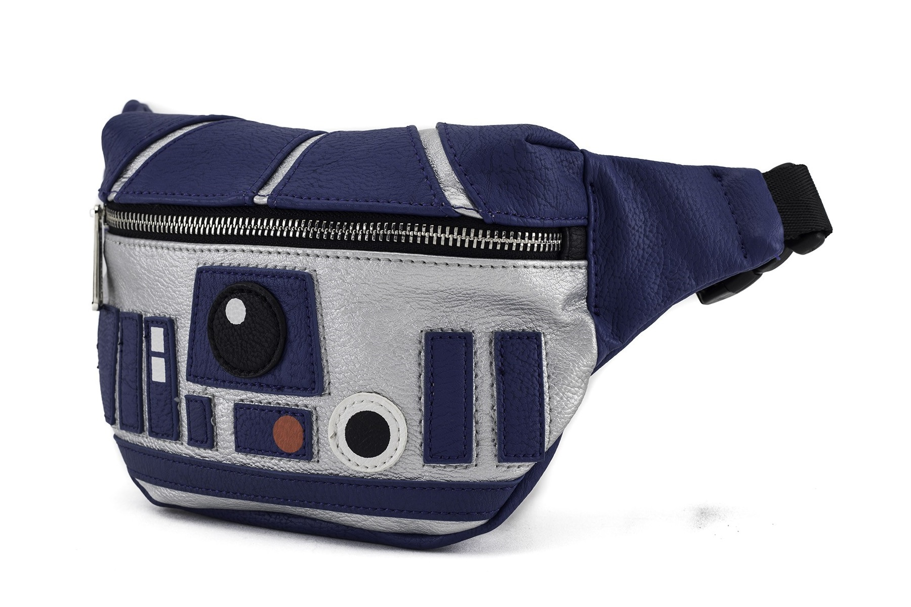 Loungefly x Star Wars R2-D2 Faux Leather Belt Bag