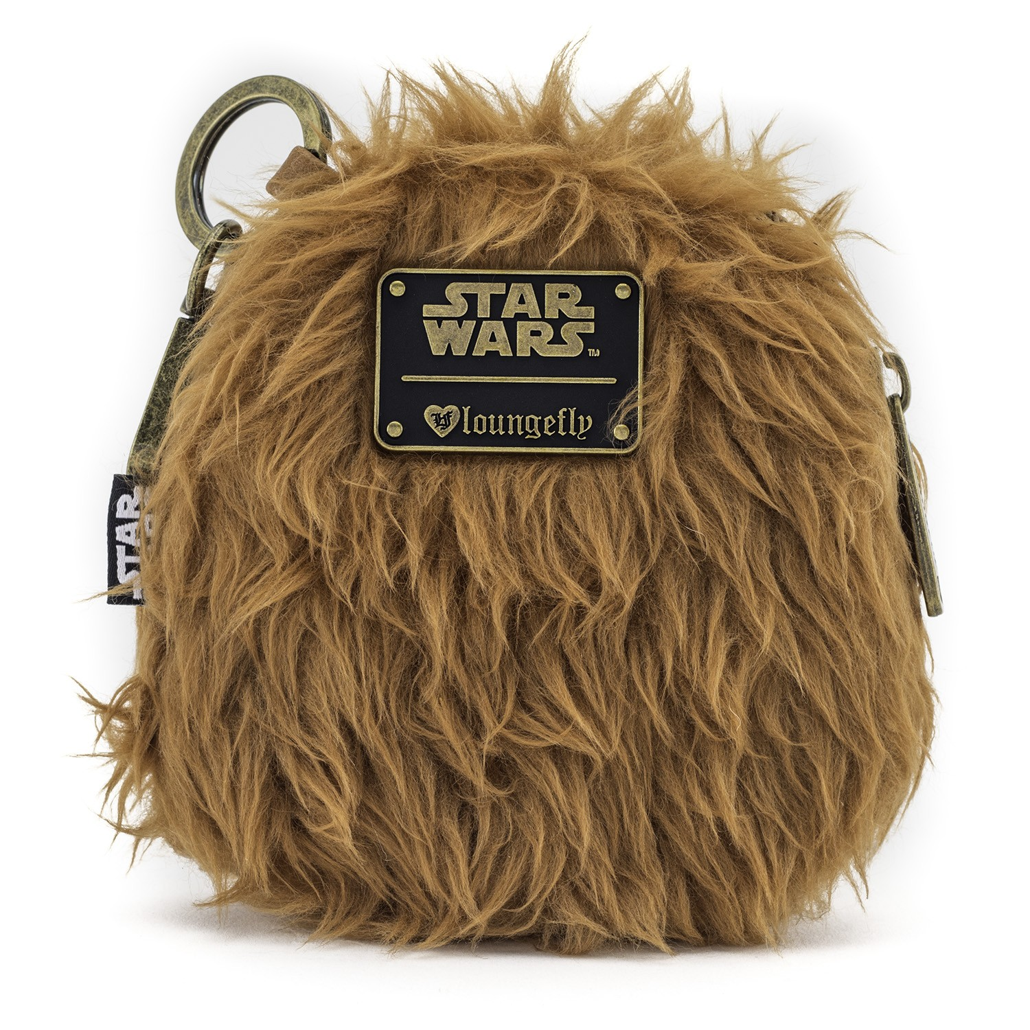 Loungefly x Star Wars Solo Chewbacca Faux Fur Coin Purse
