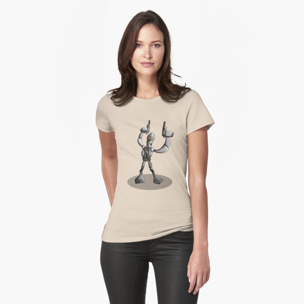 Leia's List - Women's Star Wars IG-88 T-Shirt at RedBubble