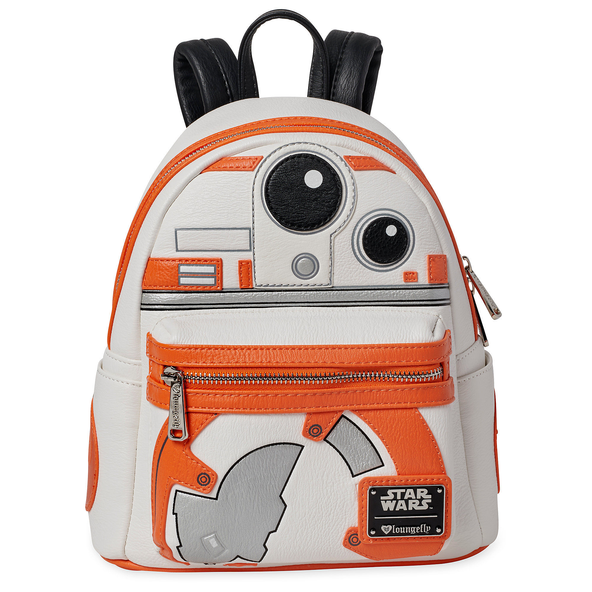 Loungefly x Star Wars BB-8 Faux Leather Mini Backpack at Shop Disney