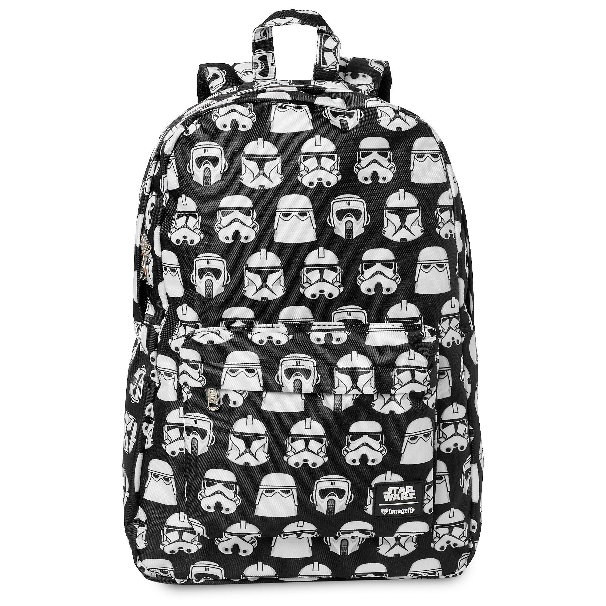 Loungefly x Star Wars Trooper Helmet Backpack at Shop Disney