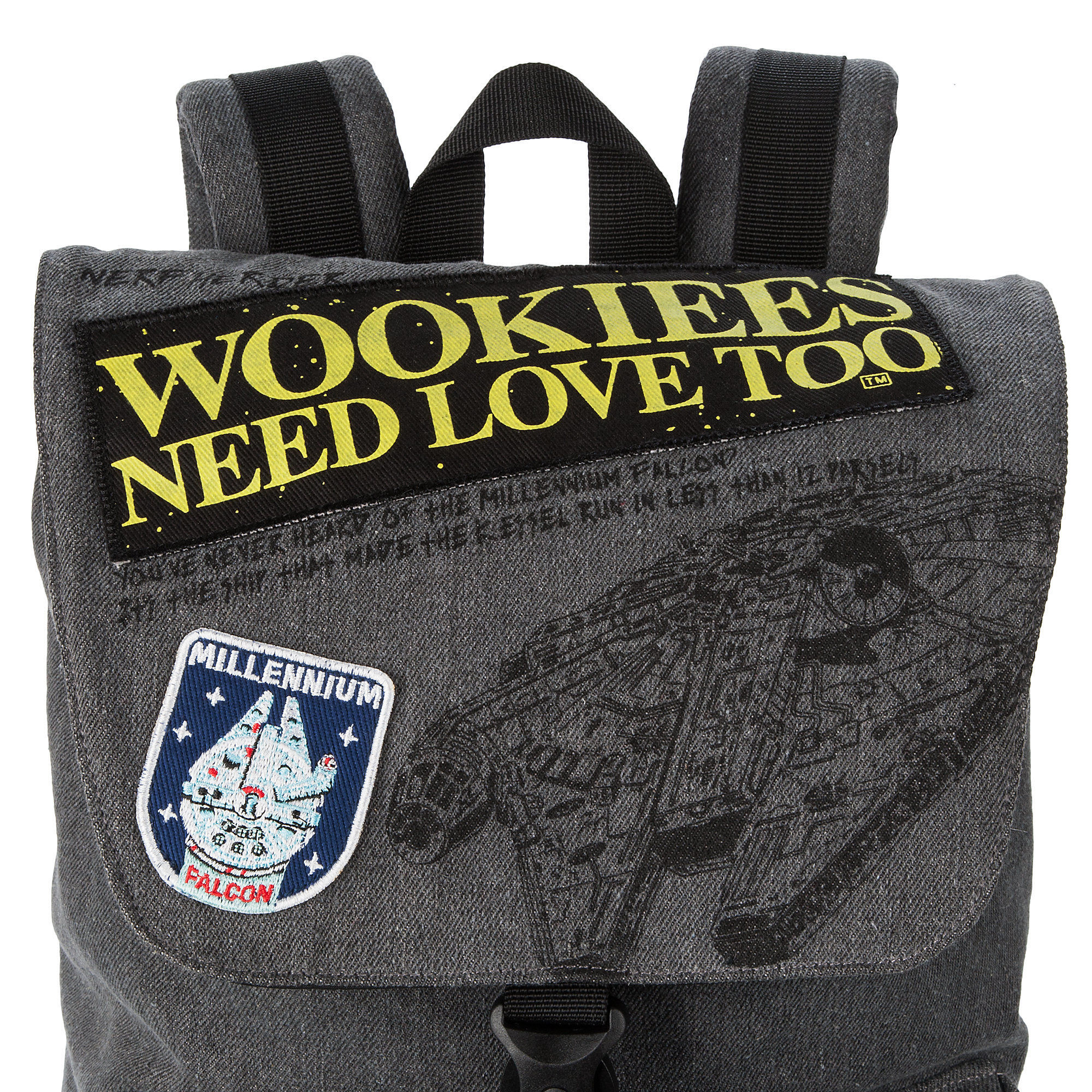 Loungefly x Star Wars Wookiee Backpack at Shop Disney