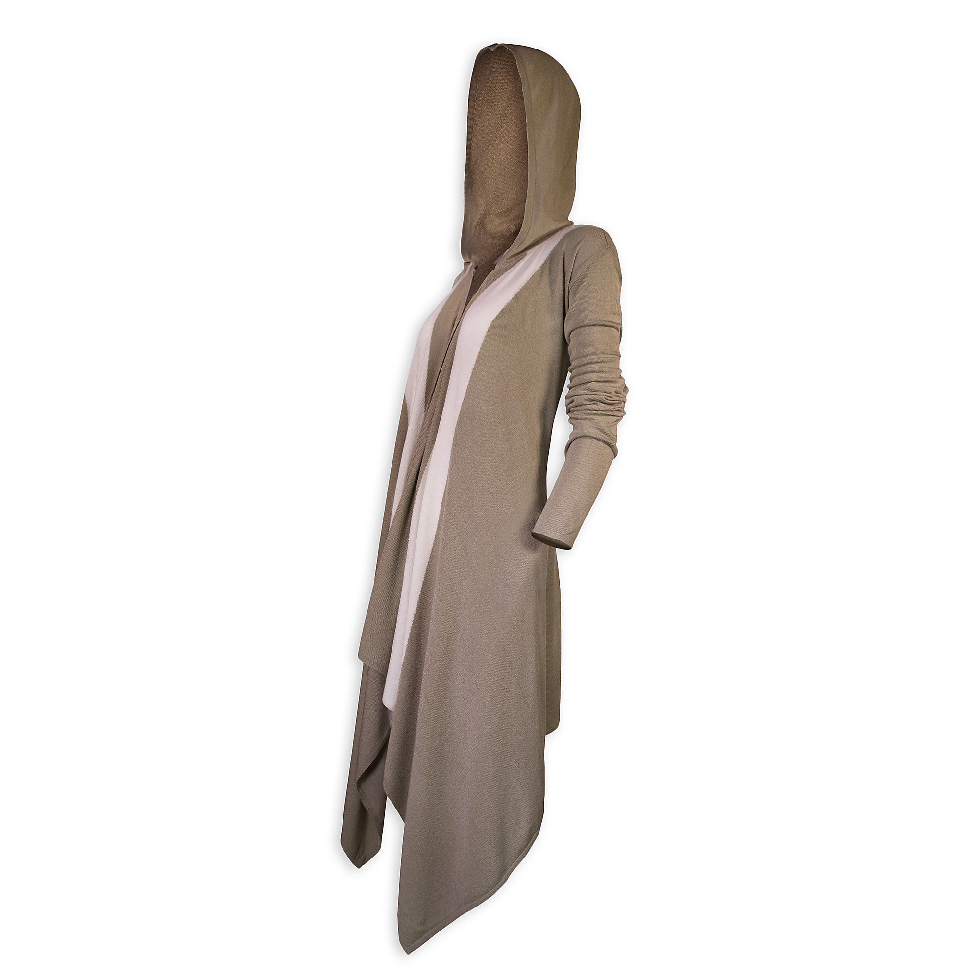 Women's Musterbrand x Star Wars Jedi Robe Sweater at Shop Disney