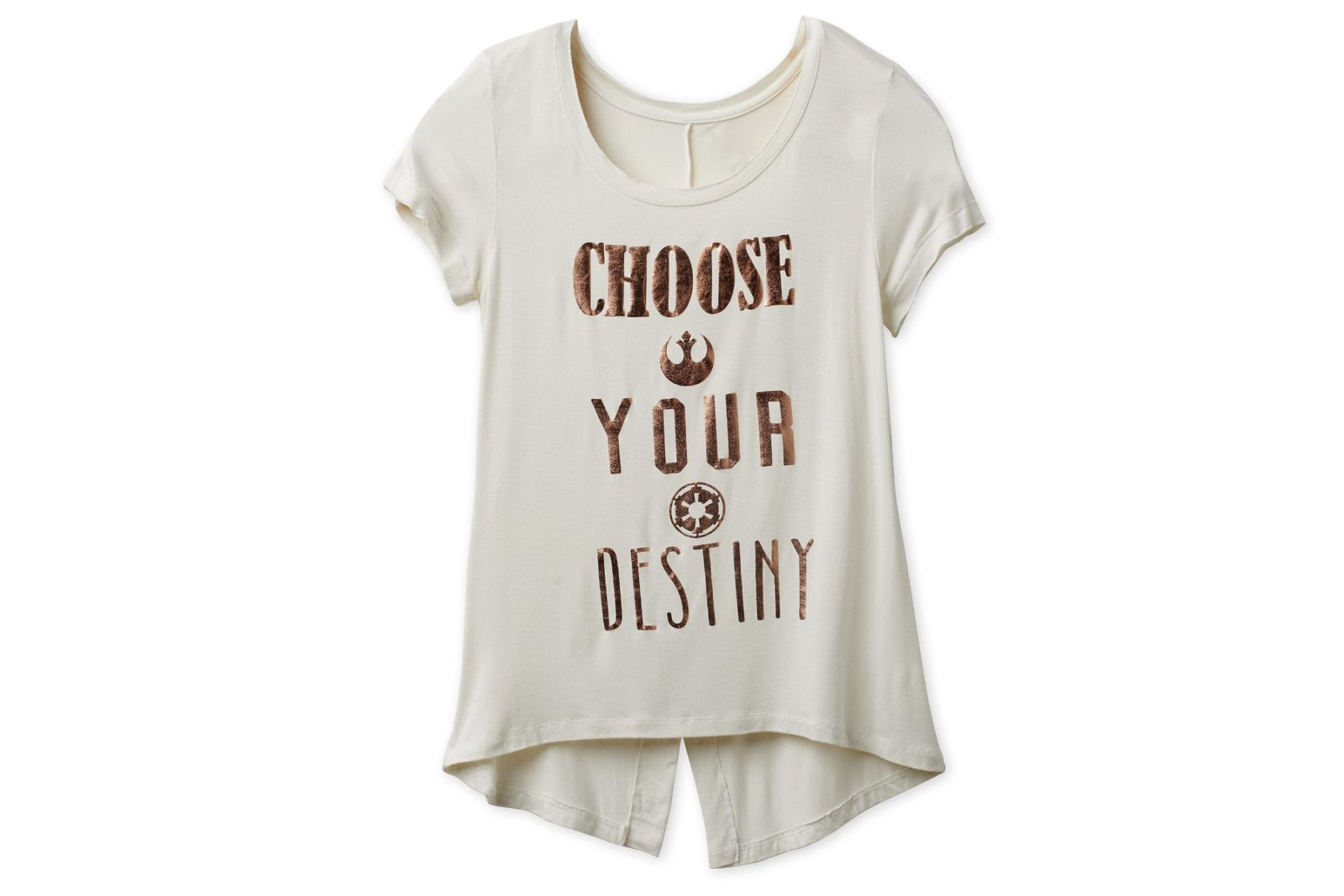Women's Star Wars Choose Your Destiny T-Shirt