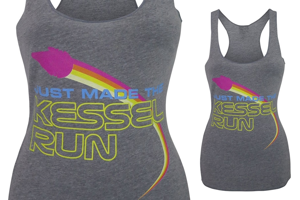 Women's Star Wars Solo Kessel Run Tank Top