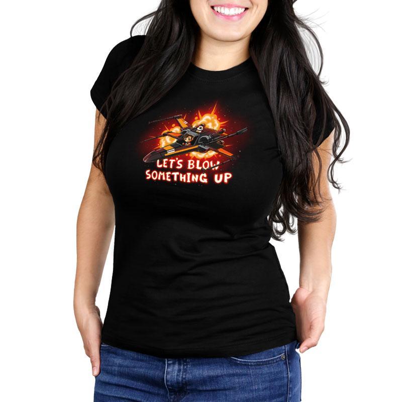 Leia's List - Women's Star Wars Poe Dameron T-Shirt at TeeTurtle