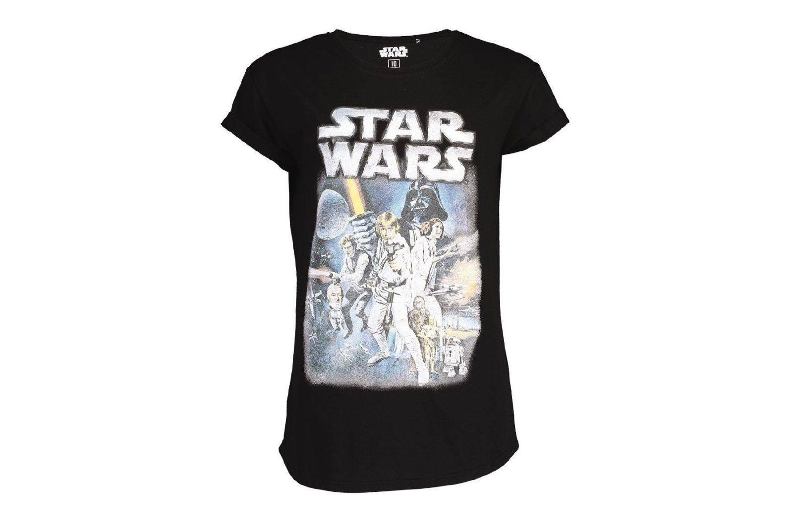 Women's Star Wars Tee at The Warehouse NZ