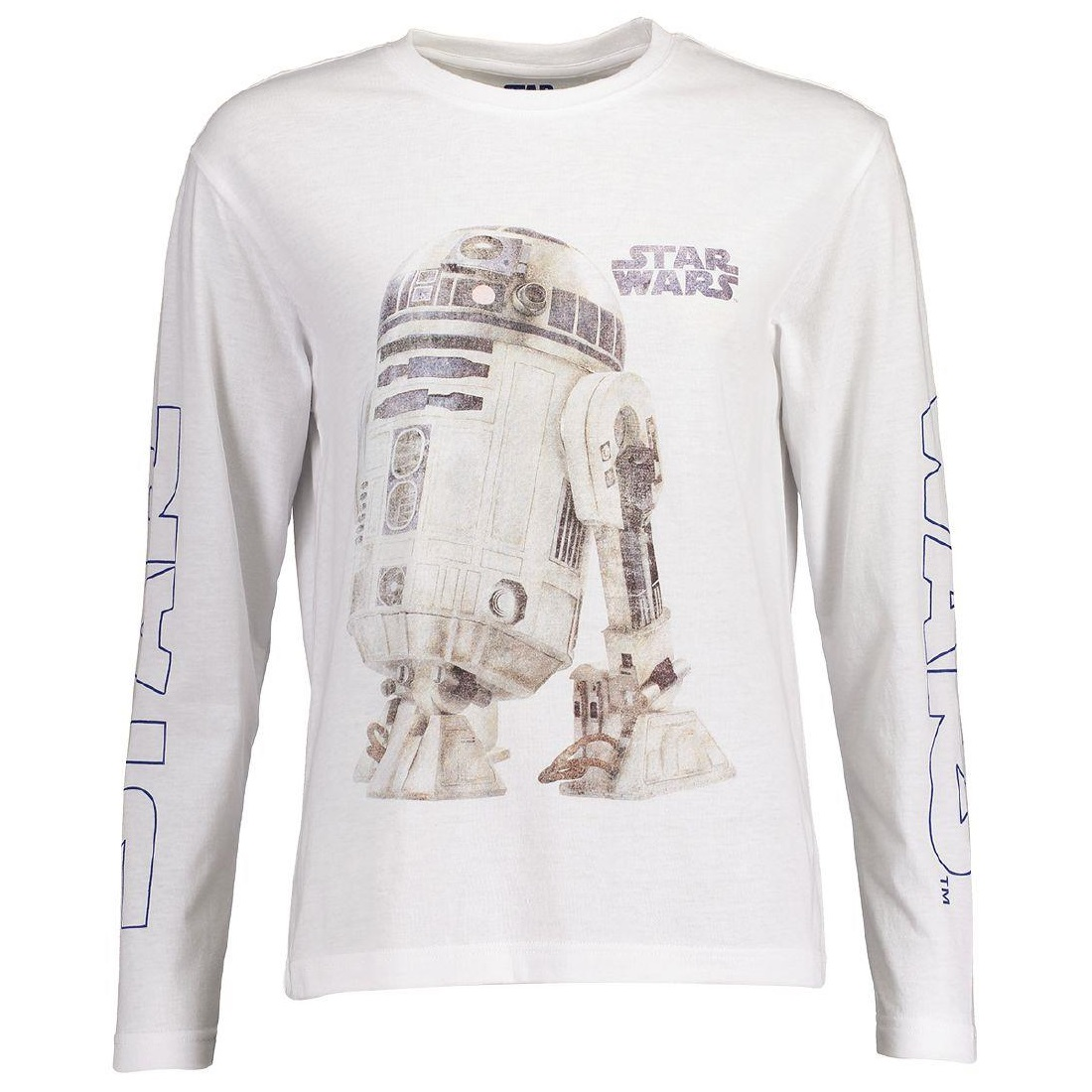 Women's Star Wars R2-D2 Long Sleeve Tee at The Warehouse NZ