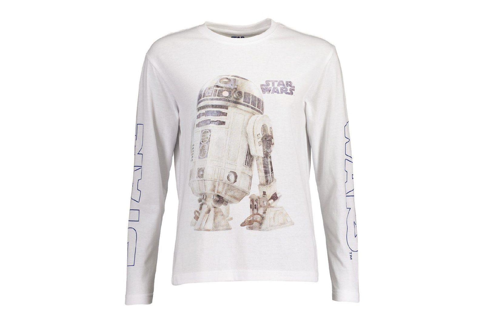 Women's R2-D2 Long Sleeve Tee at The Warehouse