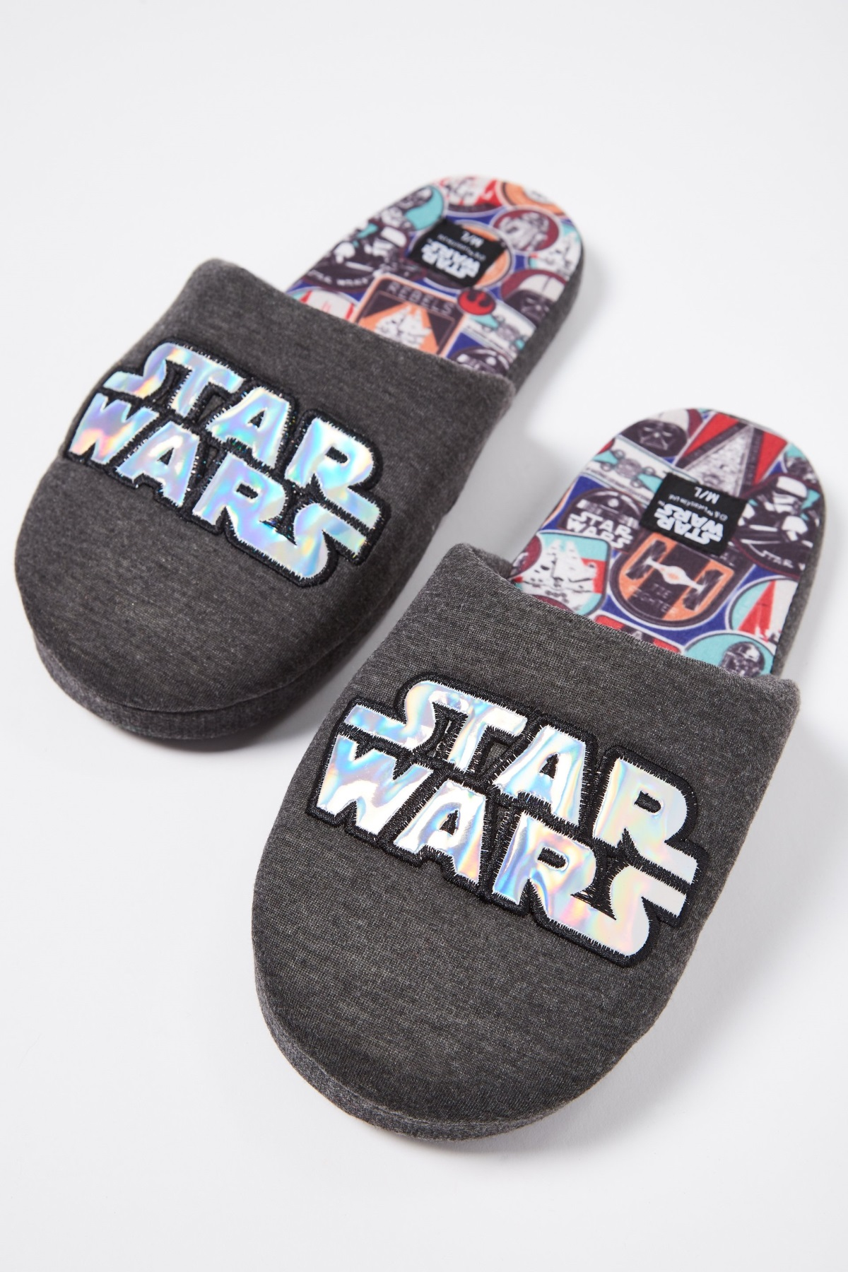 Star Wars Slippers at Cotton On NZ