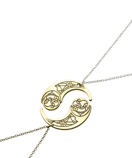 Body Vibe x Star Wars The Last Jedi Hasian Smelt Necklace Set at Zulily