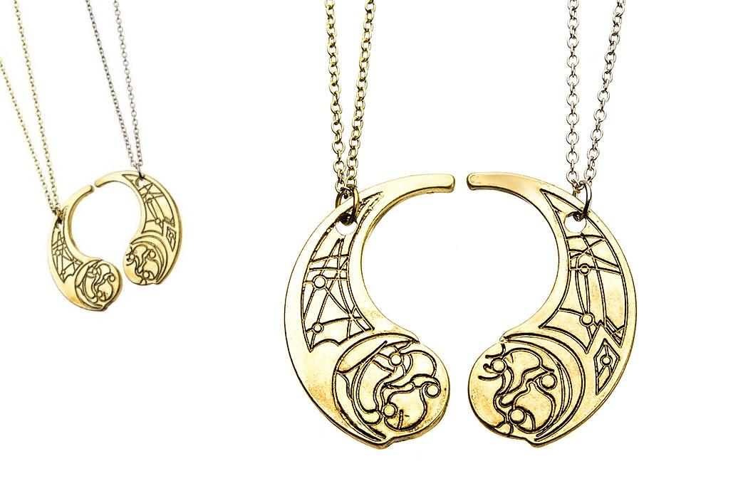 TLJ Haysian Smelt Necklace Set On Sale