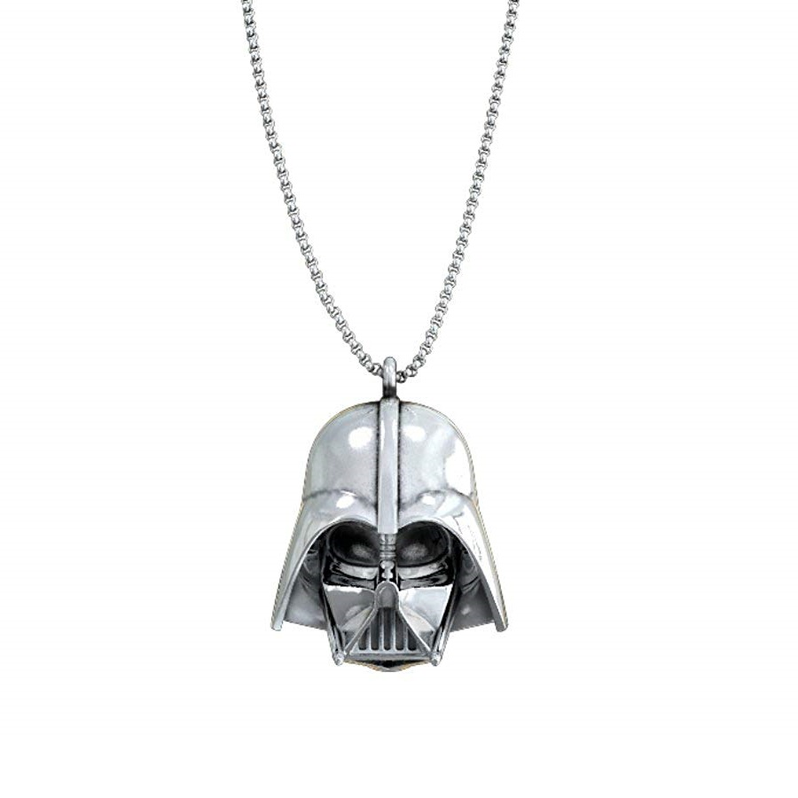 LAF x Star Wars Darth Vader Helmet Necklace on Amazon UK