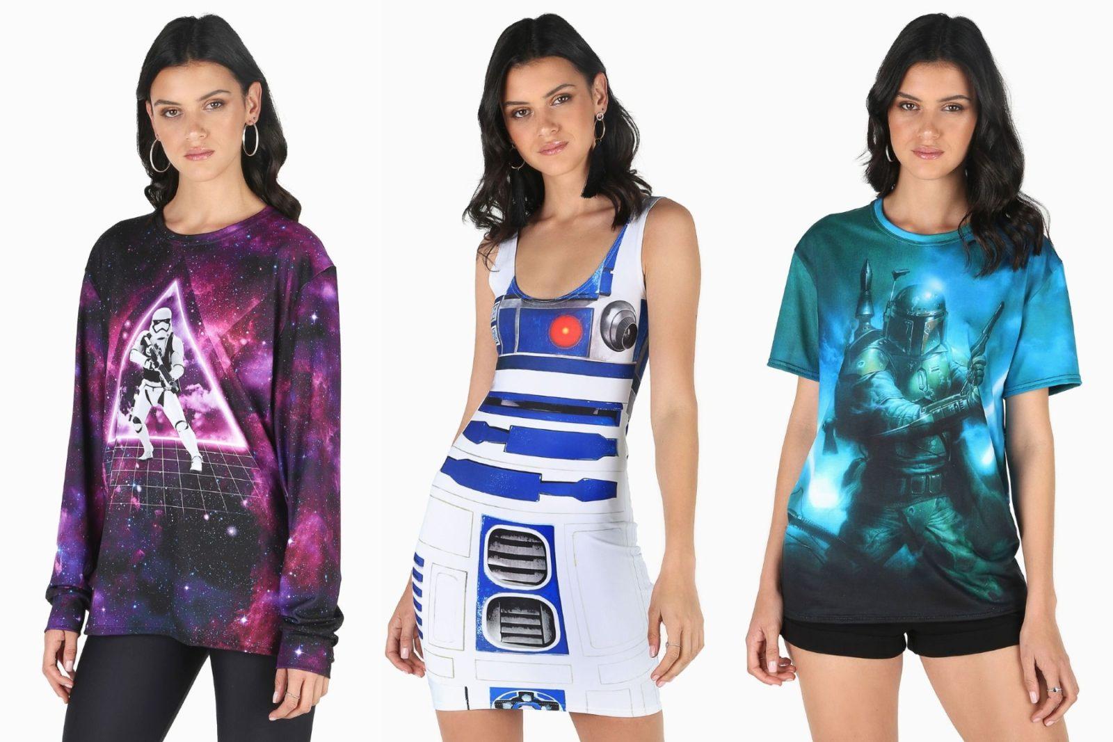 Black Milk Clothing x Star Wars Full Preview