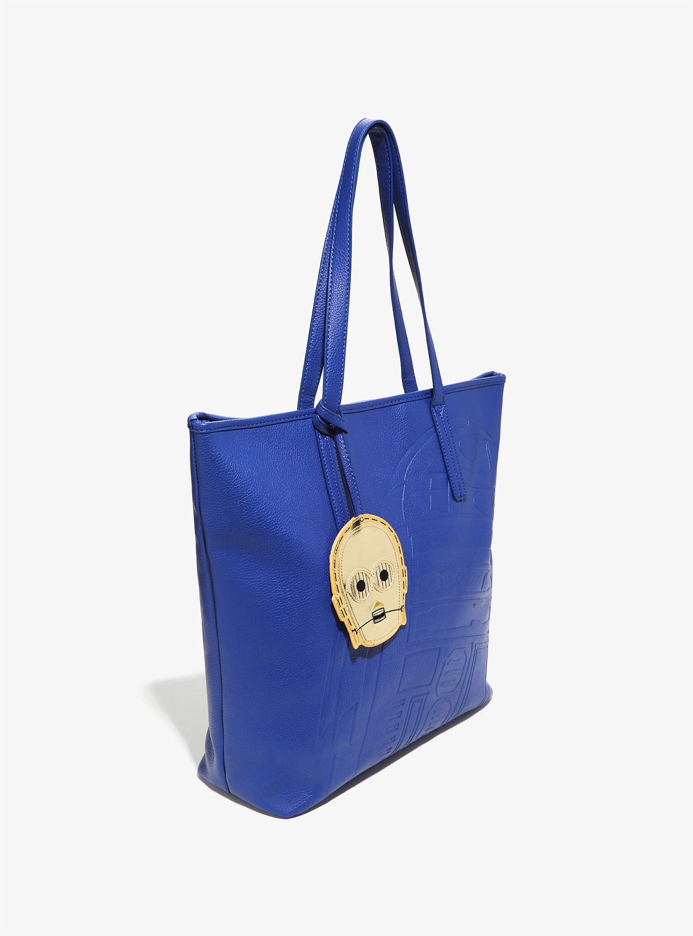 Loungefly x Star Wars R2-D2 Debossed Tote Bag on sale at Box Lunch