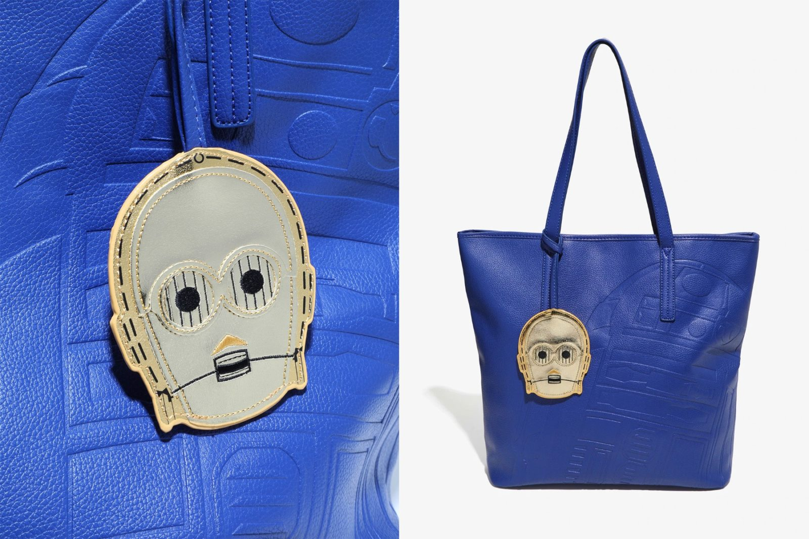 Loungefly R2-D2 Tote Bag on Sale for Half Price!