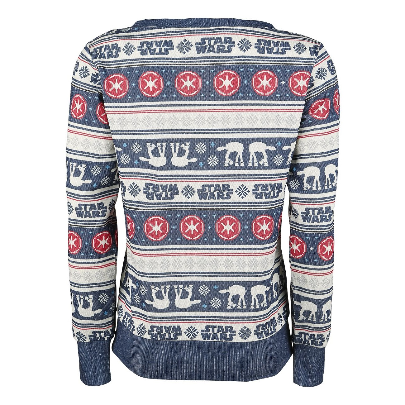 Women's Star Wars Empire Christmas Sweater at EMP Online