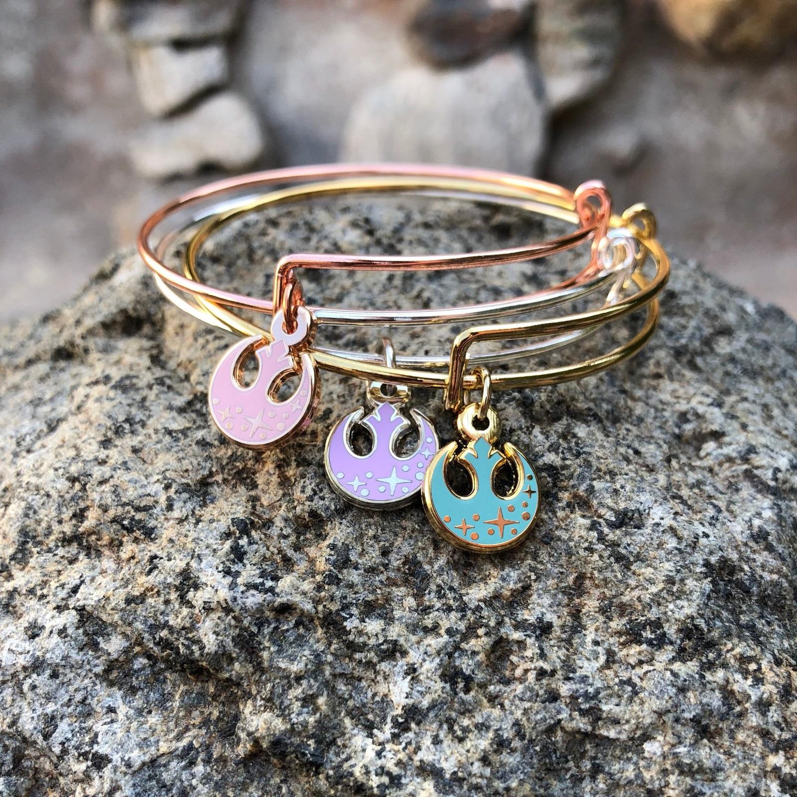 Star Wars Inspired Charm Bracelets by Utinni Bikini on Etsy