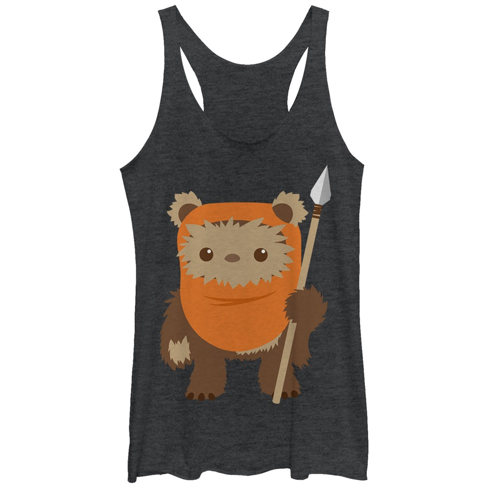 Women's Fifth Sun x Star Wars Wicket Ewok Tank Top