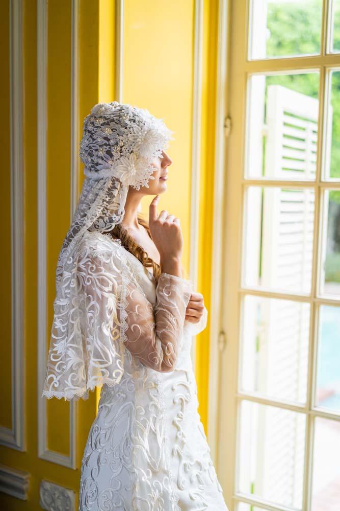 Star Wars Padme' Amidala Wedding Dress