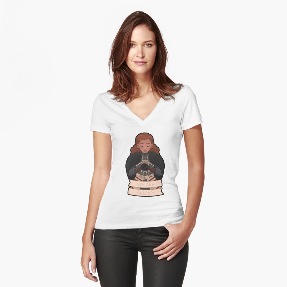 Leia's List - Women's Enfys Nest T-Shirt at RedBubble