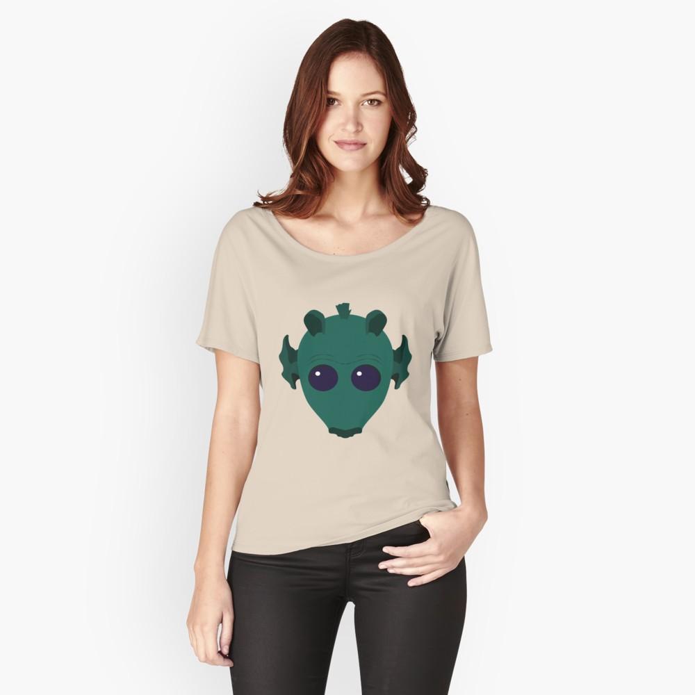 Leia's List - Women's Star Wars Greedo T-Shirt at RedBubble