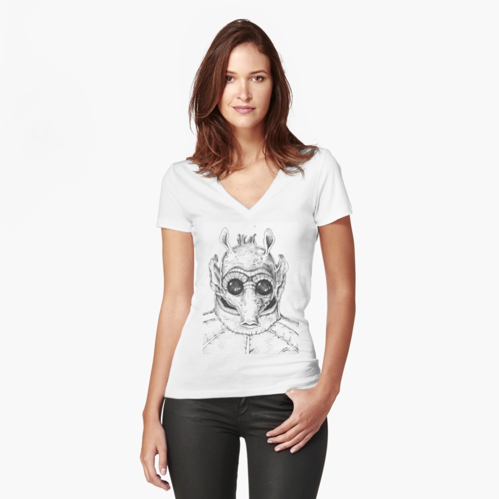 Leia's List - Women's Star Wars Greedo T-Shirt at RedBubble