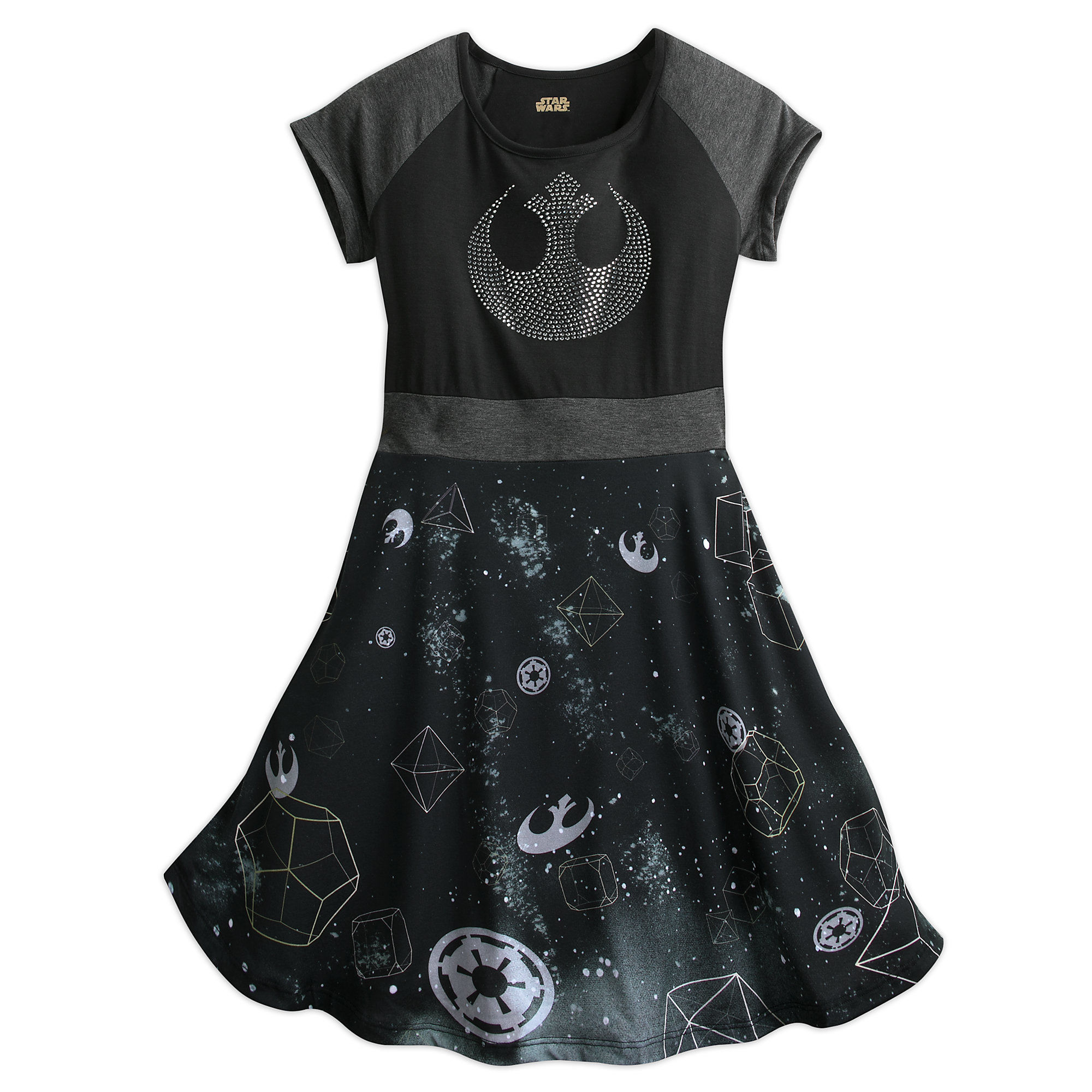 Women's Star Wars Rebel Alliance Starbird Symbol Dress at Shop Disney