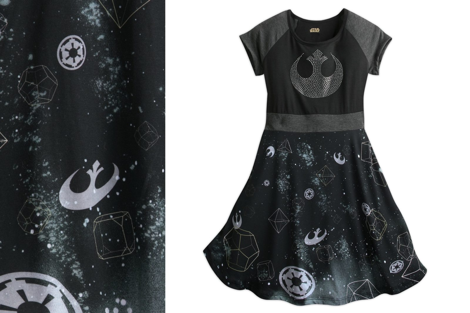 Women's Disney Rebel Alliance Starbird Dress