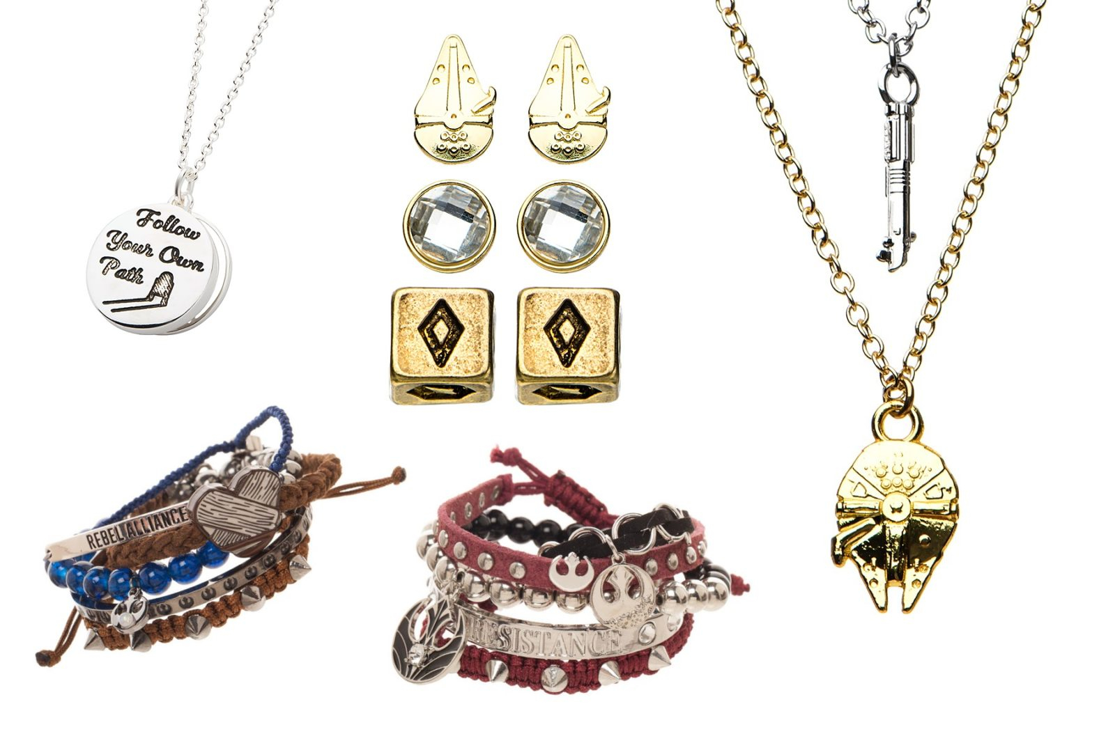 Star Wars Jewelry on Sale Now at Zulily