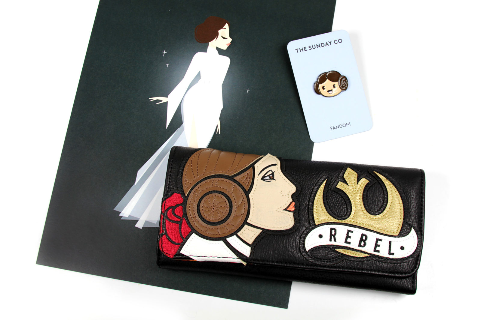 Armageddon Expo – Shopping for Princess Leia