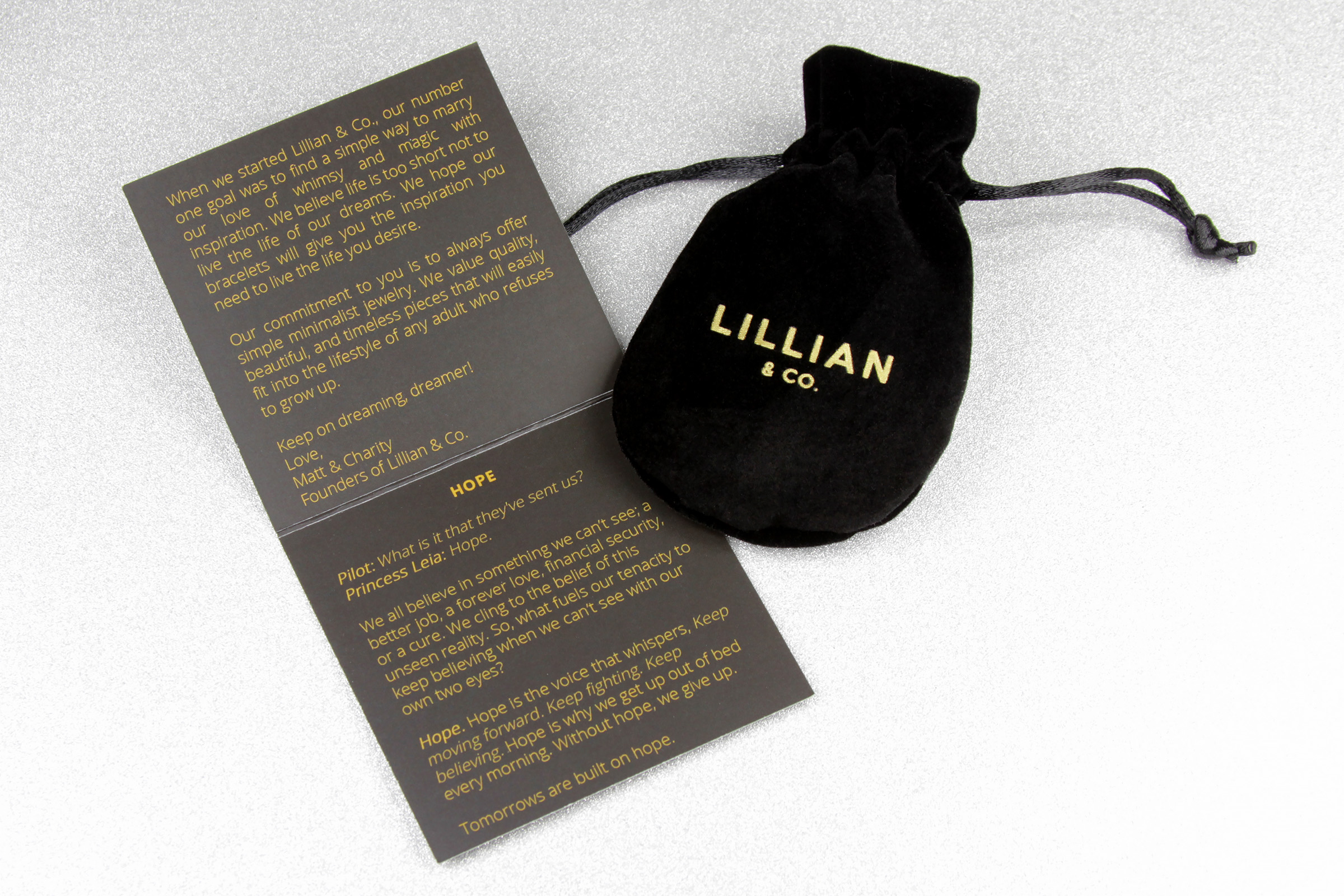 Lillian & Co Star Wars Princess Leia Hope Silver Tone Finish Bracelet