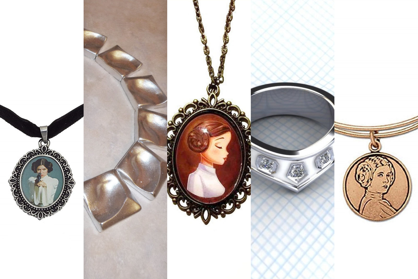 Leia's List – Princess Leia Themed Jewelry