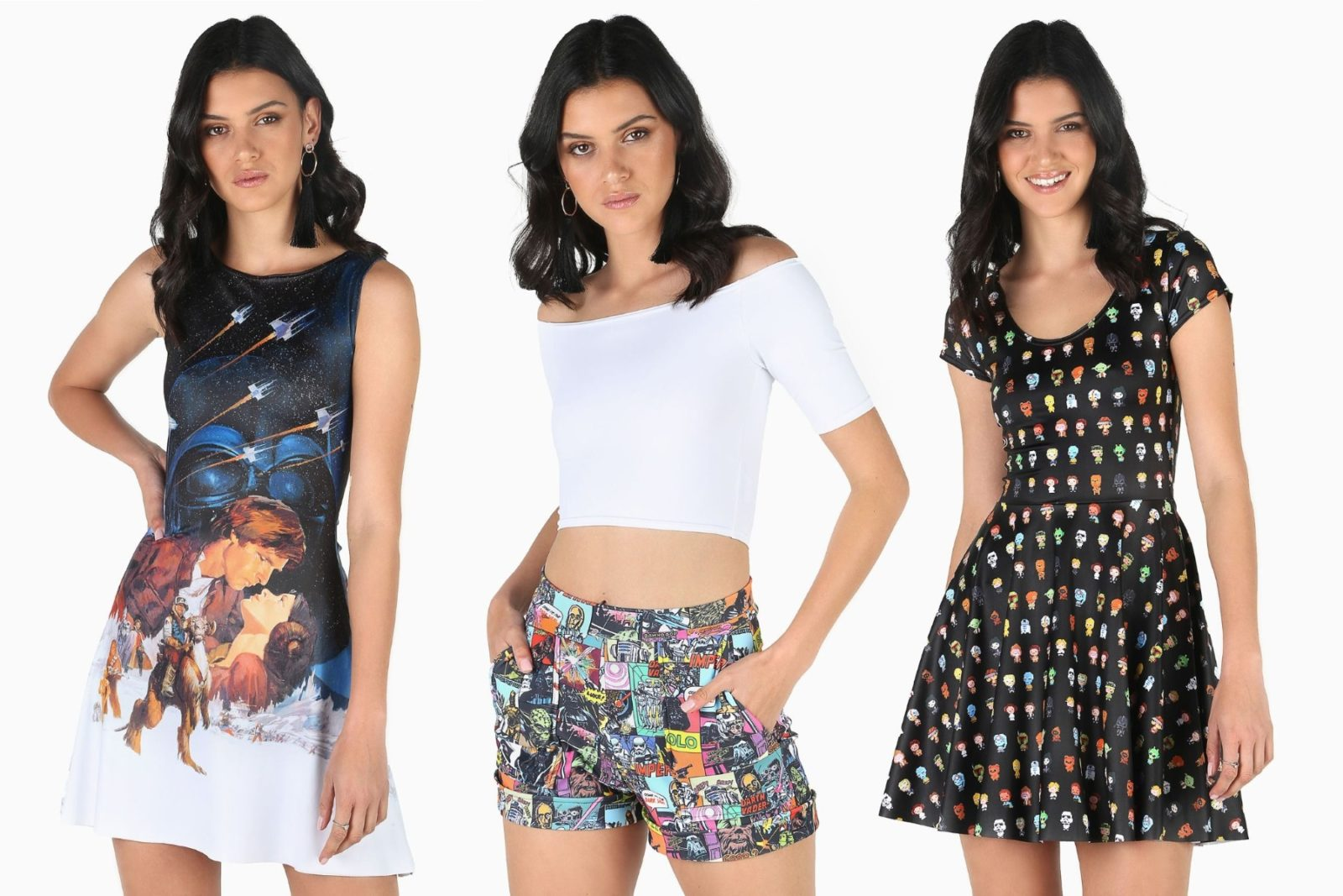 BlackMilk Star Wars – Limited Re-Release!