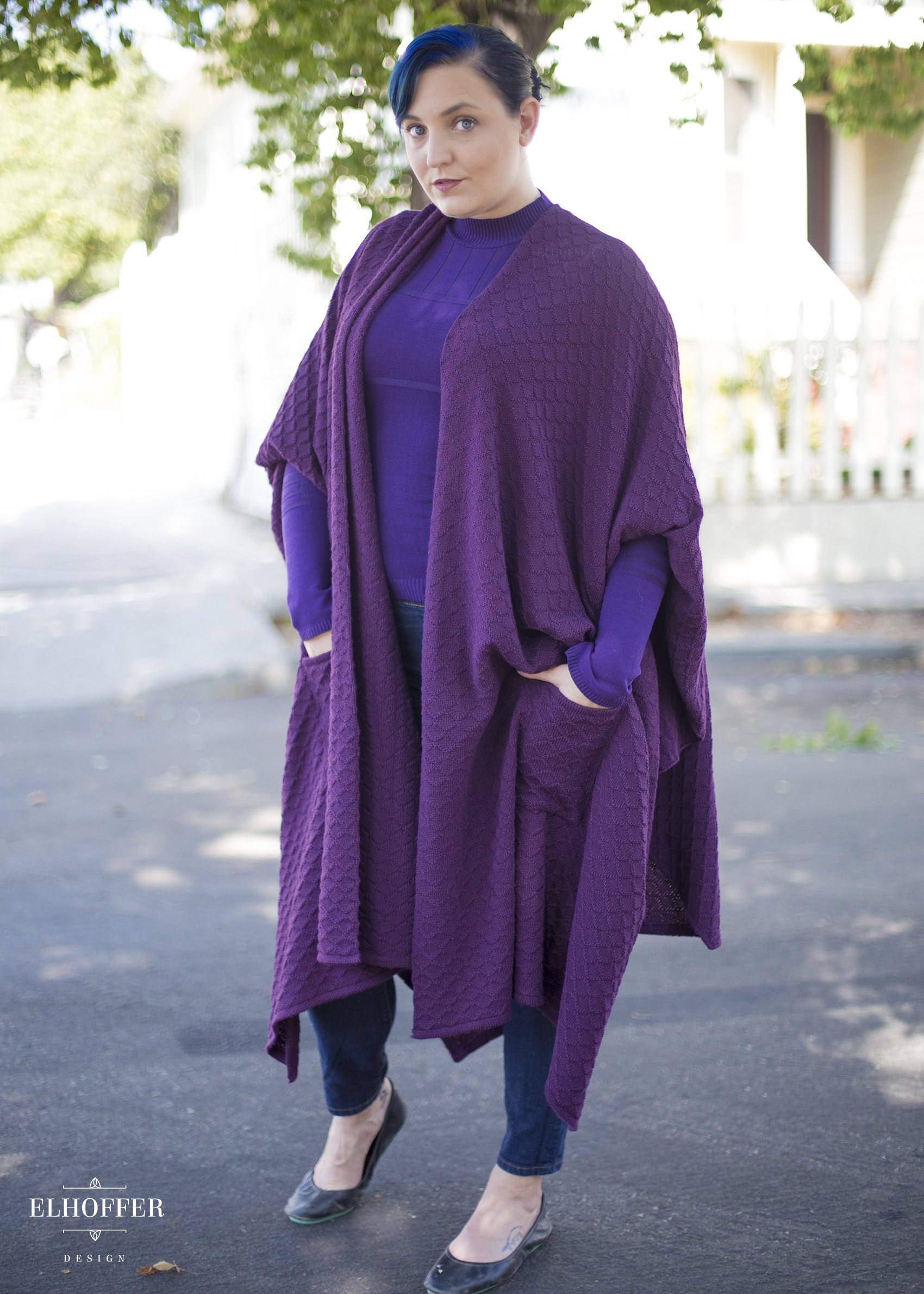Elhoffer Design - Star Wars Padme' Amidala Inspired Galactic Desert Cape and Pullover