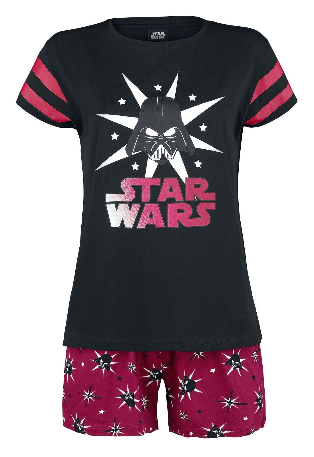 Women's Star Wars Darth Vader Sleepwear Set at EMP Online