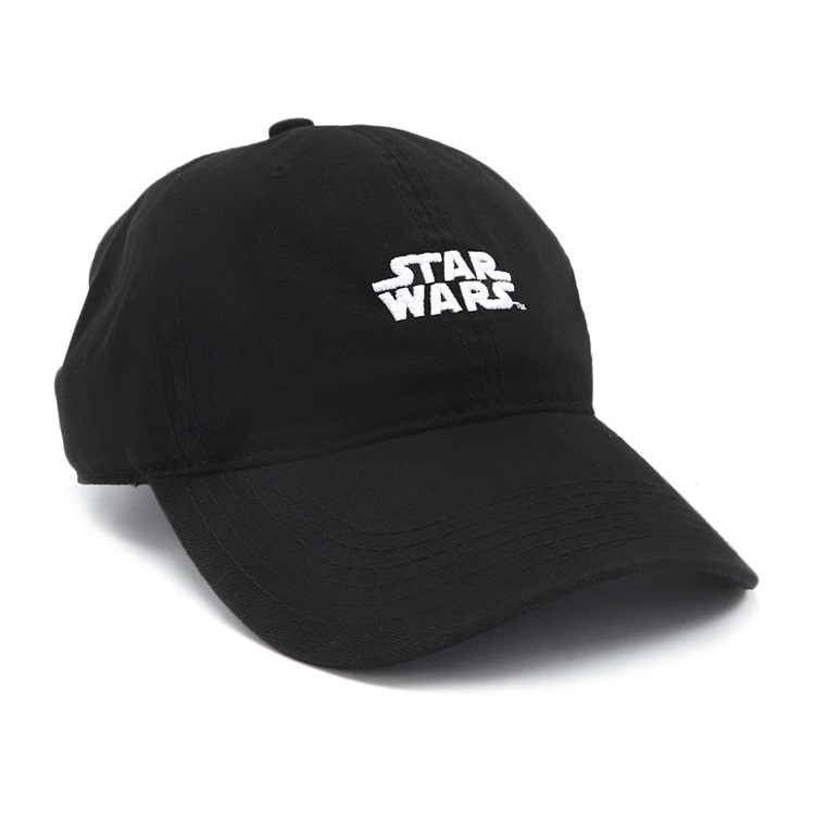 Women's Star Wars Logo Cap at Forever 21