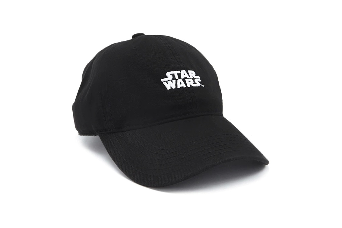 Star Wars Logo Cap at Forever 21