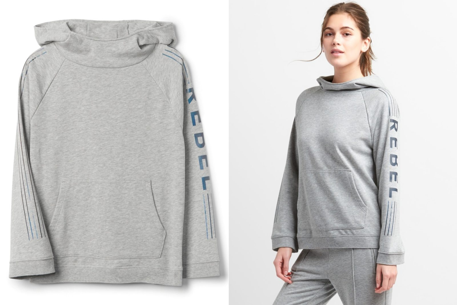 Women's Star Wars Rebel Hoodie on Sale at Gap