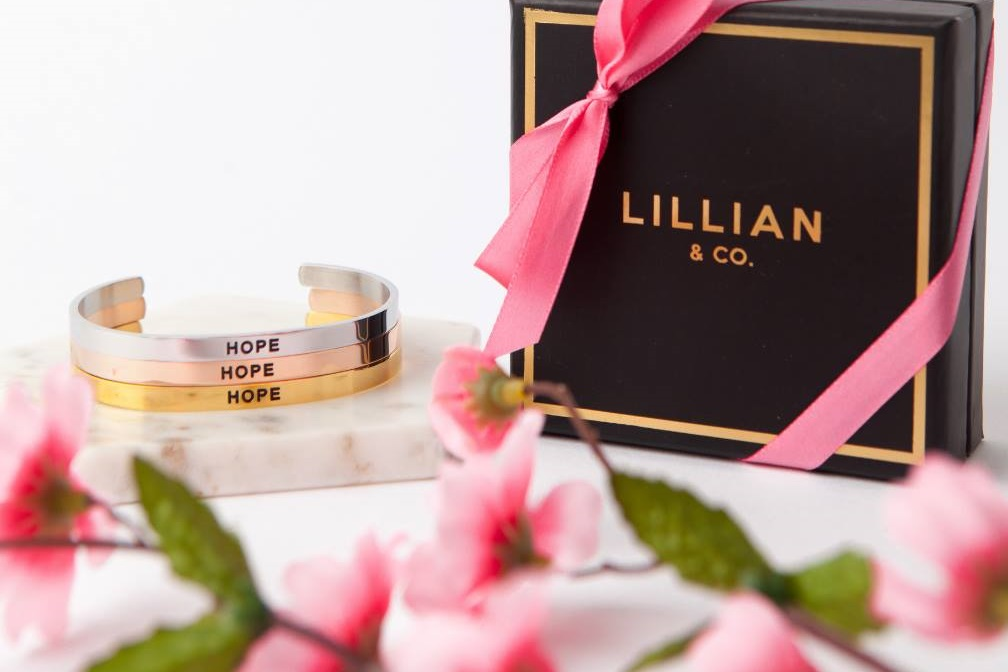 Special Offer on Lillian & Co Hope Bracelet