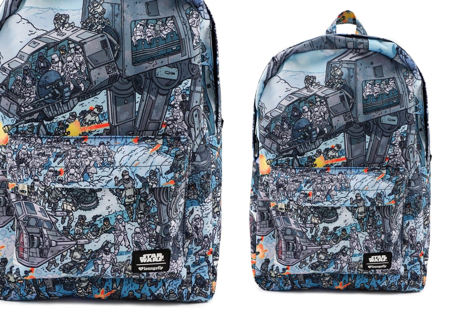Loungefly x Star Wars Hoth AT-AT Backpack