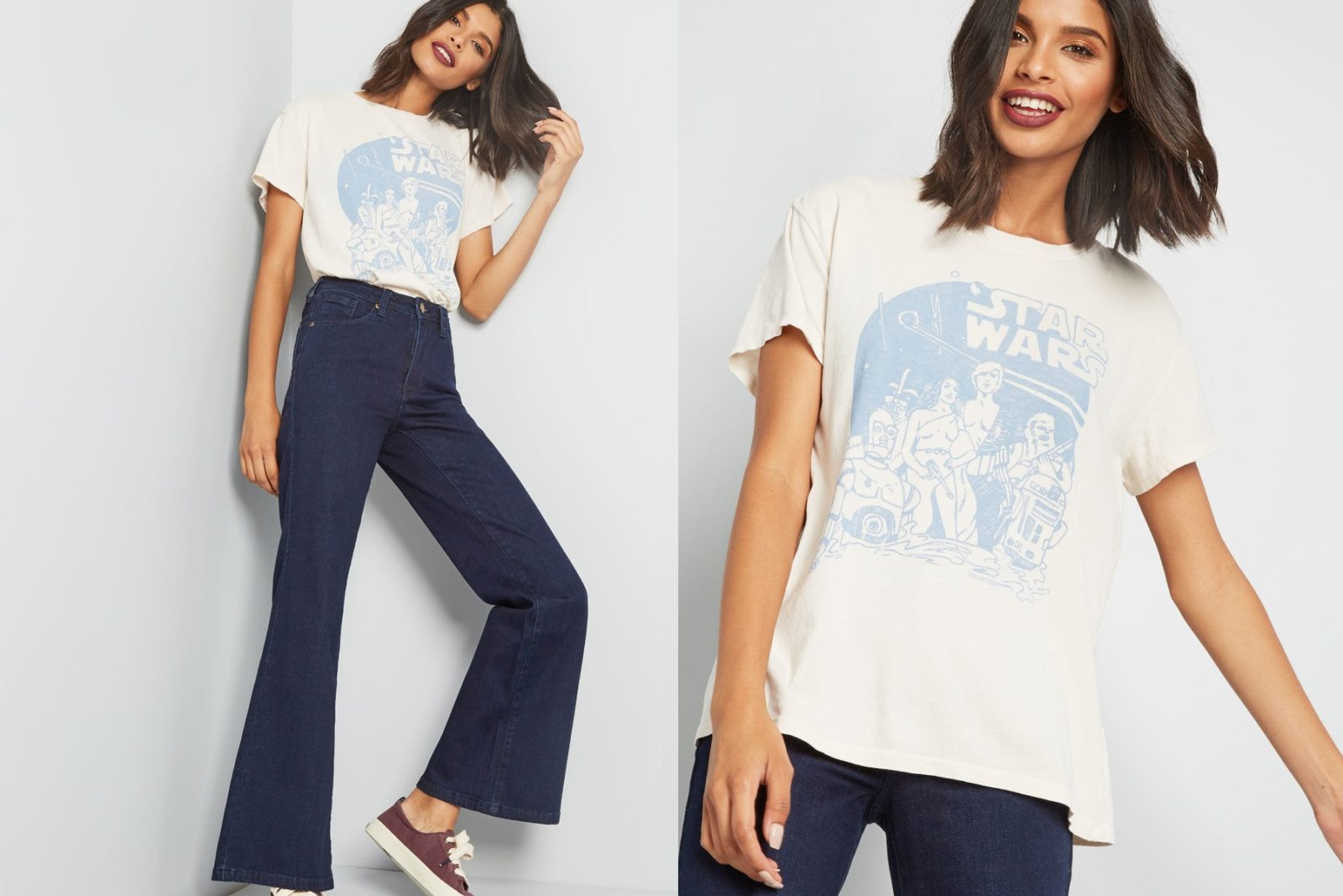 Women's Star Wars Vintage Style Tee at ModCloth