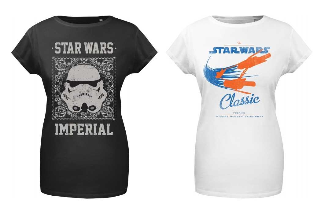 GOZOO x Star Wars Tees at Musterbrand