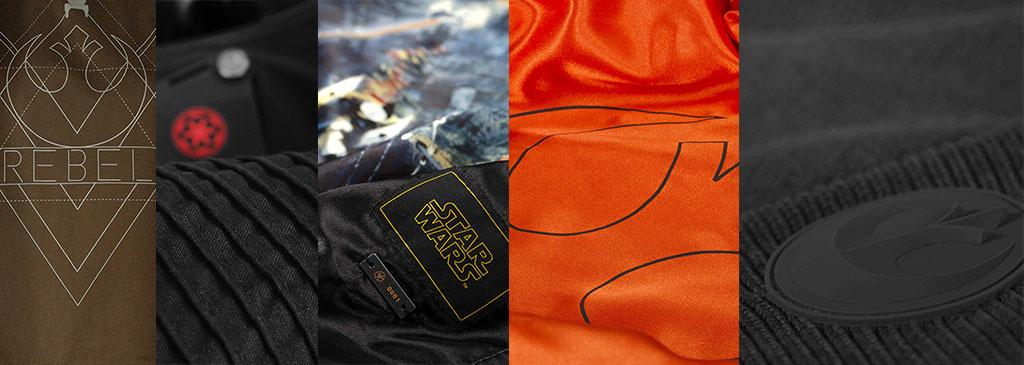 Musterbrand x Star Wars Apparel