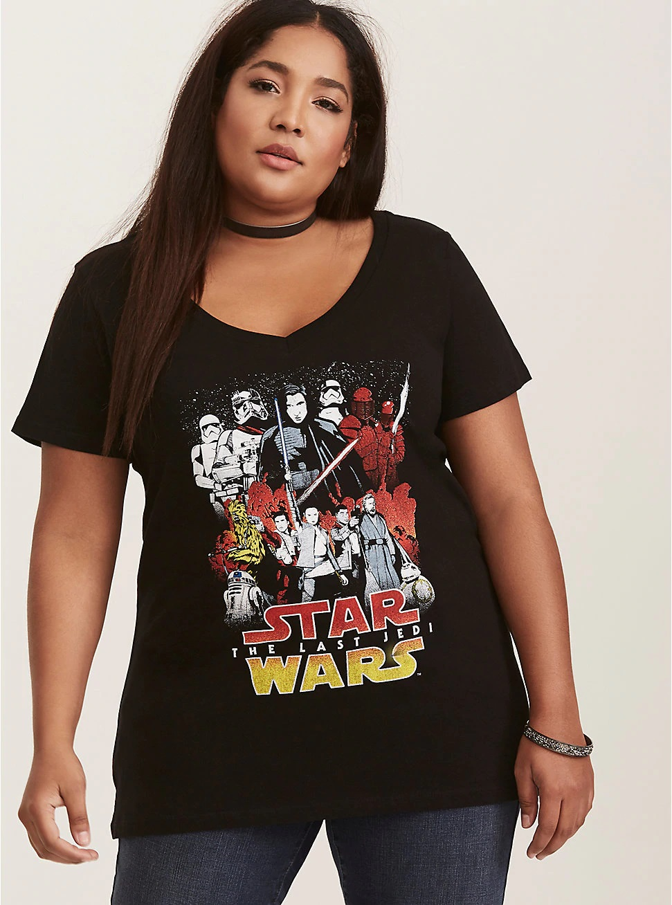 Women's Star Wars Fashion on Sale at Torrid - One Day 35% off Flash Sale